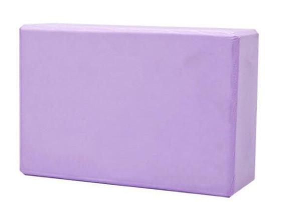 Free shipping Yoga Props Foaming Foam Brick Block Home Health Gym Exercise Sport Tool 22*15*7.5 cm
