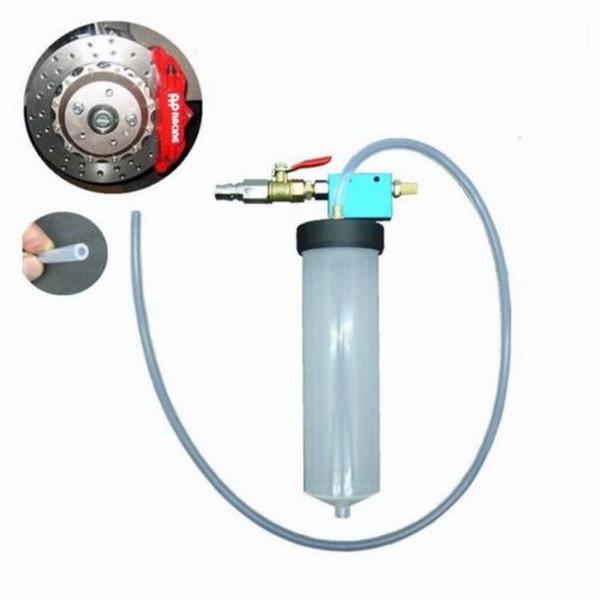 Sistema frenante per auto Spurgo fluido Sostituzione della frizione dell'olio idraulico come strumento illustrato
