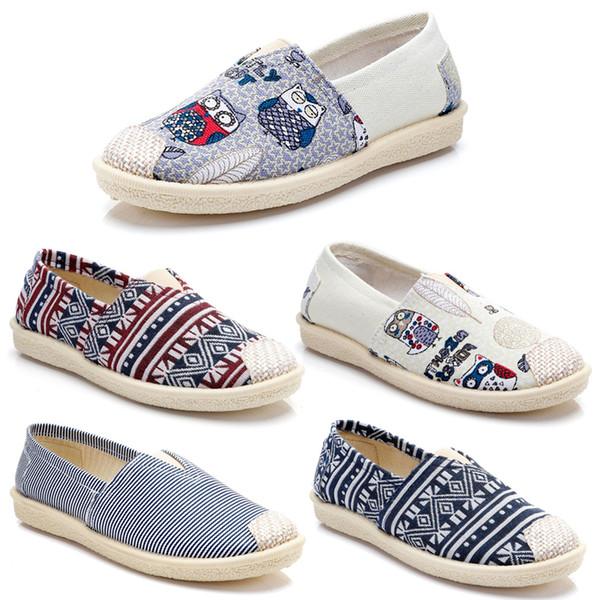 Lona Se Planos Ocasional Deslizan La Alpargatas Clásico De De Marca 2020 En De Zapatos Los De No Vendimia La Zapatos Mujeres Los Compre Nuevas Zapatos FK1l3cTJ