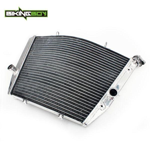 Suzuki GSXR GSX-R 1000 K7 K8 New Aluminum Core Engine Radiator Cooling Cooler