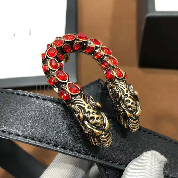 2019 hot g metal hebilla marca fashion h snake luxury 19ss diseñador cuero genuino cinturones para mujer para mujeres 2.5cm
