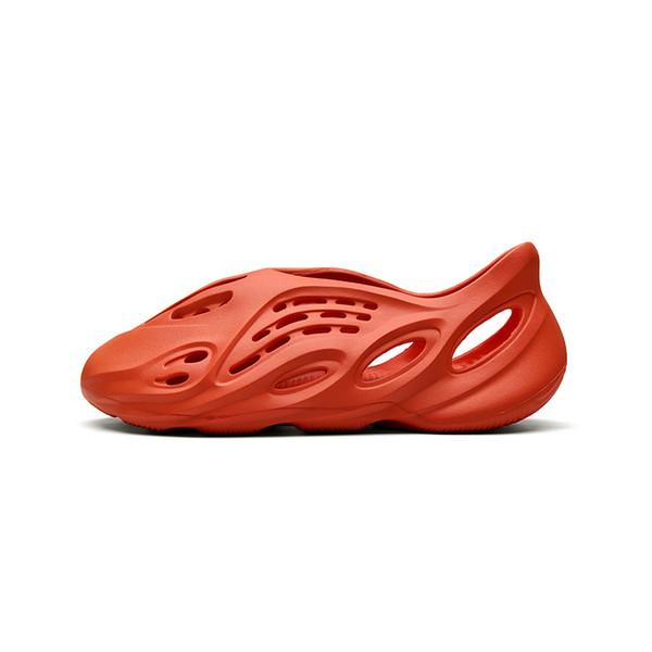 rojo anaranjado