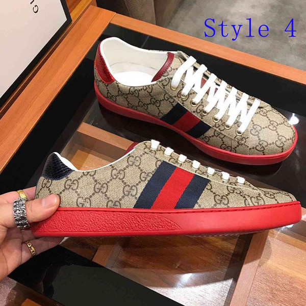 top popular Top quality Luxury Men's sneakers superstars printing real Leather fashioncasual shoes Low help basketball running or trainers shoes 2020