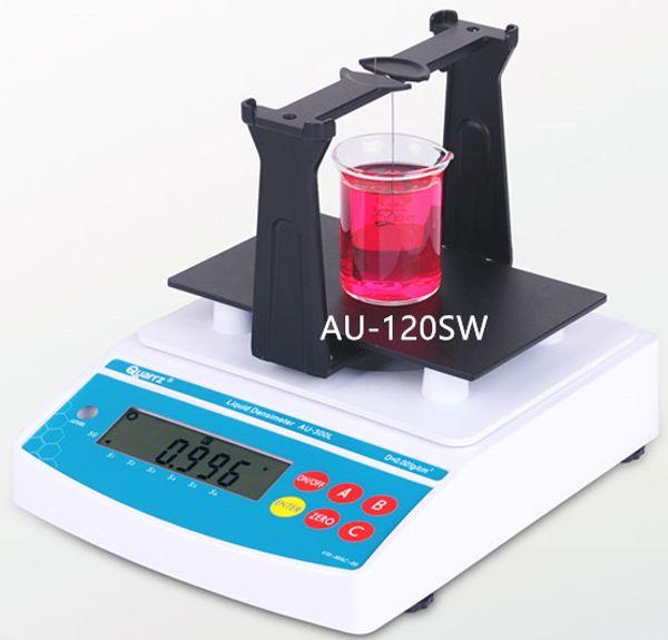 Medidor de concentração ácido principal do fabricante de AU-120SA, verificador ácido da concentração, equipamento de teste ácido da concentração