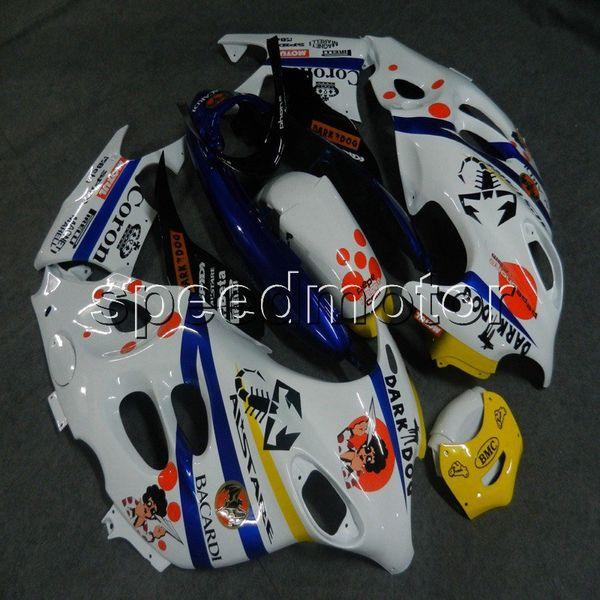 Screws+Gifts Graffiti motorcycle Fairing for Suzuki Katana 03-06 GSX600F 2003 2004 2005 2006 GSX 750F ABS plastic kit