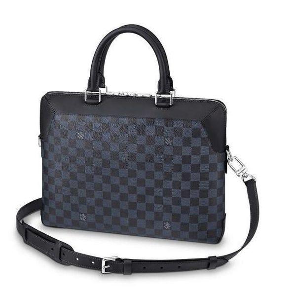 2019 OLIVER BRIEFCASE N51199 Men Messenger Bags Shoulder Belt Bag Totes Portfolio Briefcases Duffle Luggage
