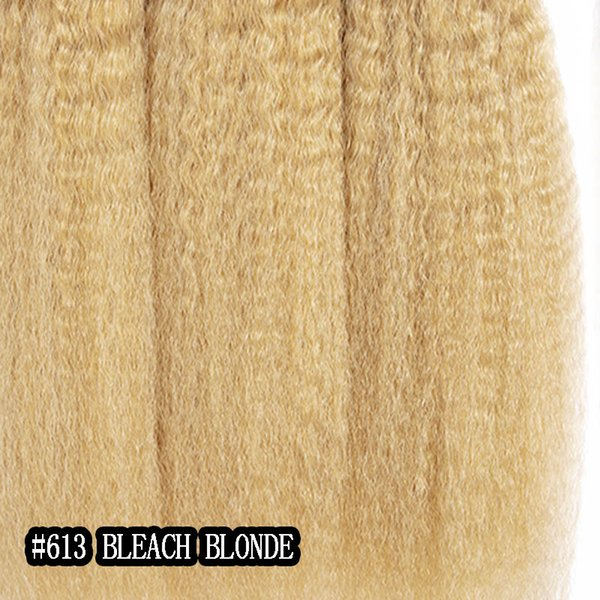 #613 Bleach Blonde