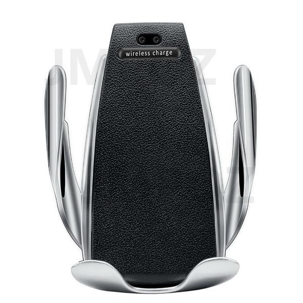 Schwarz Wireless-Ladegerät