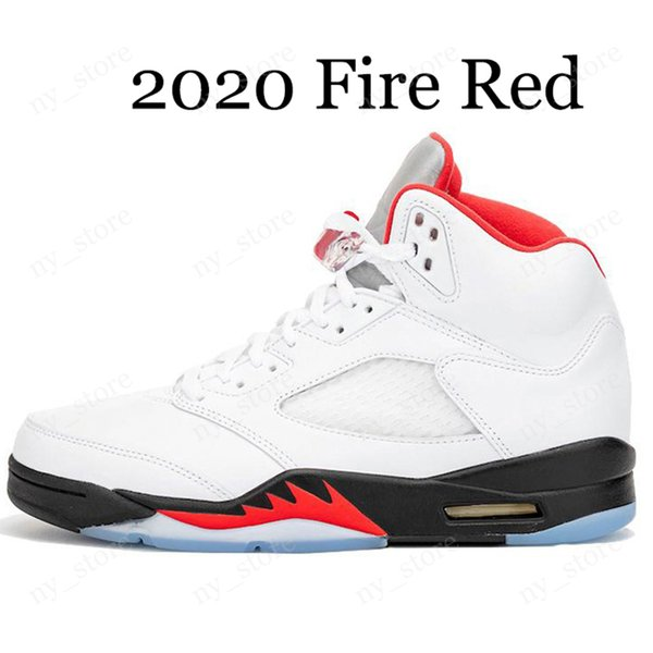 2020 Fire Red