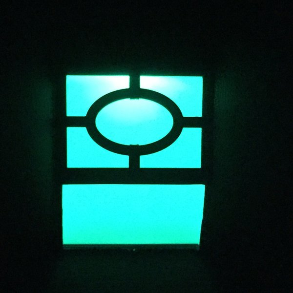 RGB Luz