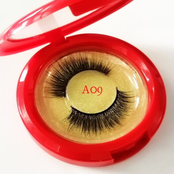 3D faux mink Eyelashes long false lashes EyeLash Extensions Eyelash curler Eye Makeup kit maquiagem 55