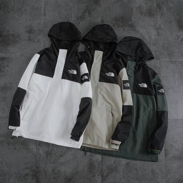 Mens Designer jacket New Designer Hooded Jacket With Letters Windbreaker Zipper Mens Jackets Coat Hoodies For Men Sportwear many style-11