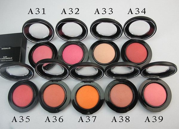 большая продажа макияж Запеченные румяна минерализовать румяна 3.2 г A31 лакомство