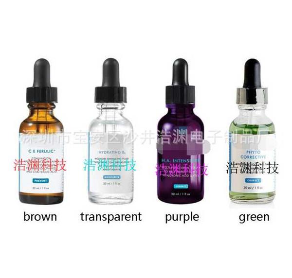 2019 Nuovo caldo rivitalizzante cura della pelle famoso marchio Phyto correttivo idratante idratare verde bottiglia bianca 30ml DHL spedizione gratuita