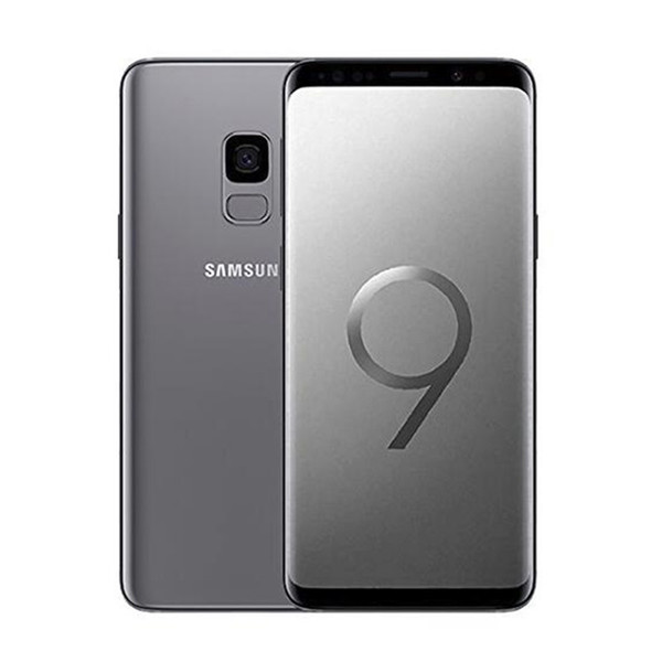 Refurbished Original Samsung Galaxy S9 G960F 5.8 inch Octa Core Cell Phone 4GB RAM 64GB ROM 12MP Unlocked 4G LTE Smart Phone