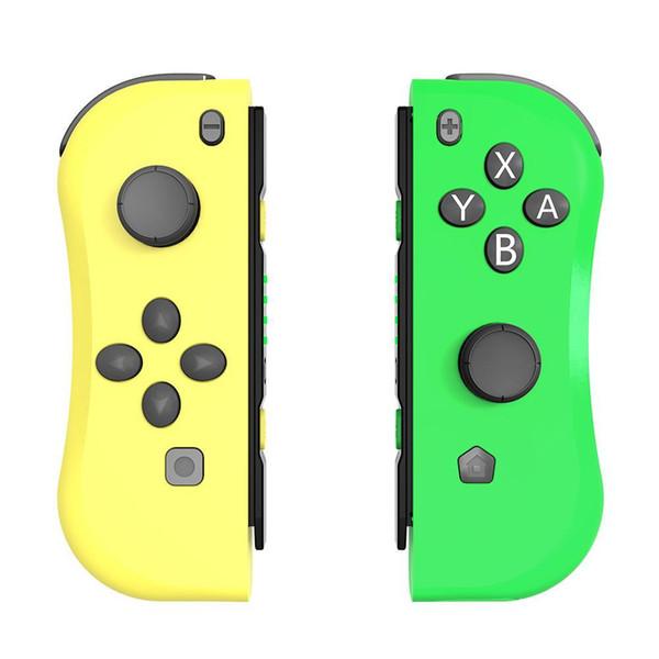 الأخضر الأصفر