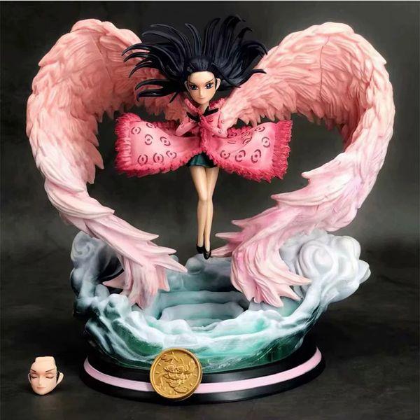 Anime One Piece GK Traum Flügel Nico Robin PVC Action Figure Modell Spielzeug Puppen Chiristmas Geschenk 20 cm