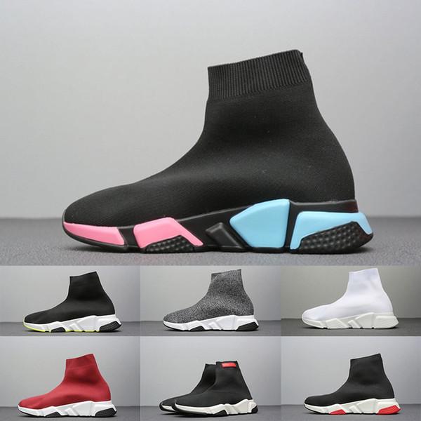 ACE Designer 2020 Speed Trainer Носок Boots Тройной Черный Racer Серый Синий Красный носки тапки мужские Женщины Подсобные Кроссовки Повседневный chaussette обуви