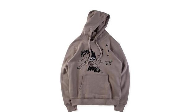 Astroworld Stickerei Designer Menshoodies-Frühlings-Herbst-Hiphop Übergrößen Sweatshirts Pullovers86