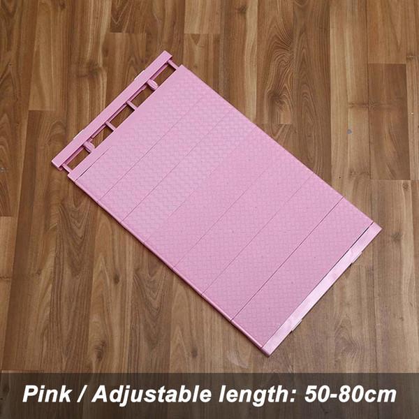 핑크 / 조정 길이 : 50-80cm