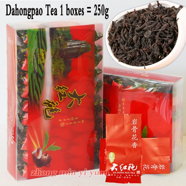 big red robe beautiful 250 varieties of chinese da hong pao oolong medical assistance in the original gift ing