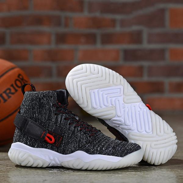 2019 New Arrive Jumpman Apex-React Multicolor High Hombre Retro Zapatillas de baloncesto Buena calidad Moda Zapatillas deportivas Diseñador Zapatillas