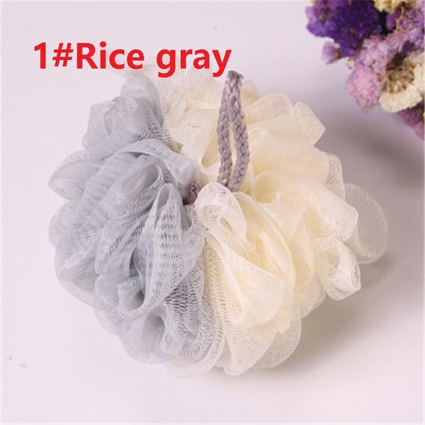 Rice gray