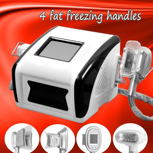 portable vacuum slimming machine cryo fat freezing treatment cellulite reduce slimming machine home use 3 hot message