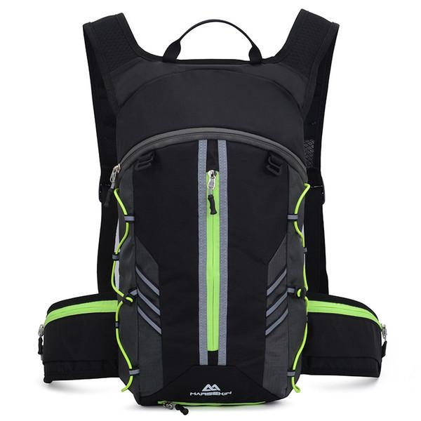 Solo mochila verde