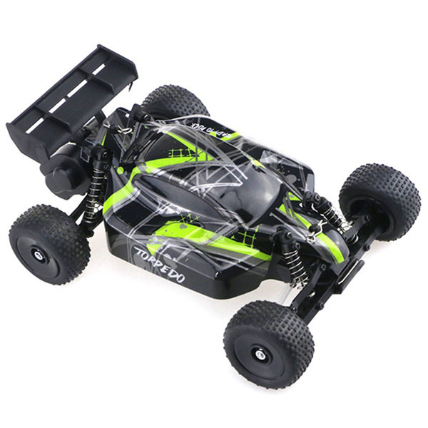 1/32 12km/h Full Scale RC Car Professional Servo Stainless Accessory Remote Control Electric Crawl Off Road RC Car