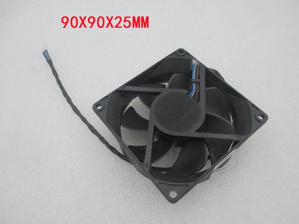 New FAN FOR PF92251B3-Q030-S99 DC12V 90x90x25MM 4Lines ACER P6200s Projector cooling fan PSD1285PTB1-A (2).B3452.R.GN 85x85X25mm