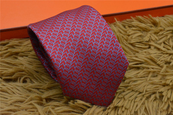 Mens Classic Silk Ties for Men Brand Classic Neckwear Business Skinny Grooms Necktie for Wedding Party Suit Shirt fashion