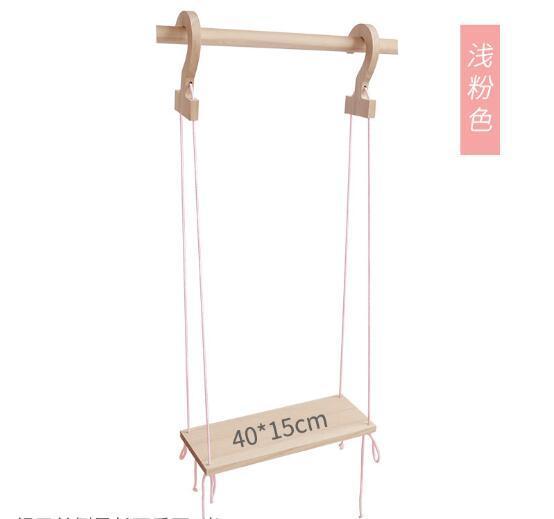 Zapatilla de cordones 1m Cuerda rosa