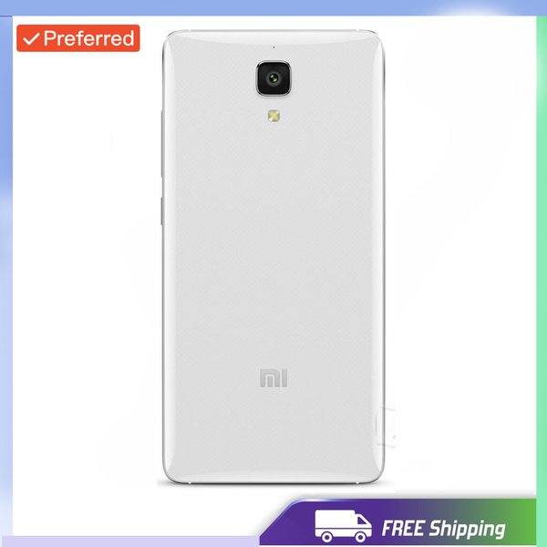Разблокирована заводская оригинальная Xiaomi Mi4 4G FDD-LTE MIUI 6 четырехъядерных ОЗУ 2 ГБ ПЗУ 16 ГБ 5.0 дюймов 1920 * 1080 FHD 13.0MP