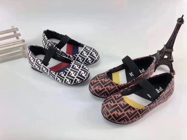 European And American Summer New Type 2019 And Girls Flying Weaving Slippers For Children Outdoor Flat-soled Slippers In Sum 0701