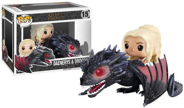 Daenerys Targaryen and Drogon 15#