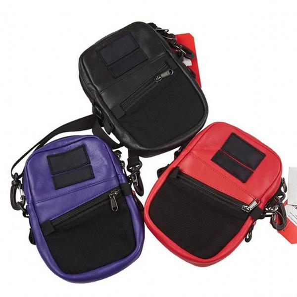 New Box Logo Life Skateboards Designer Crossbody Bag 19ss Mens Womens Shoulder Bag Mini Cute Designer Bags Messenger Bags
