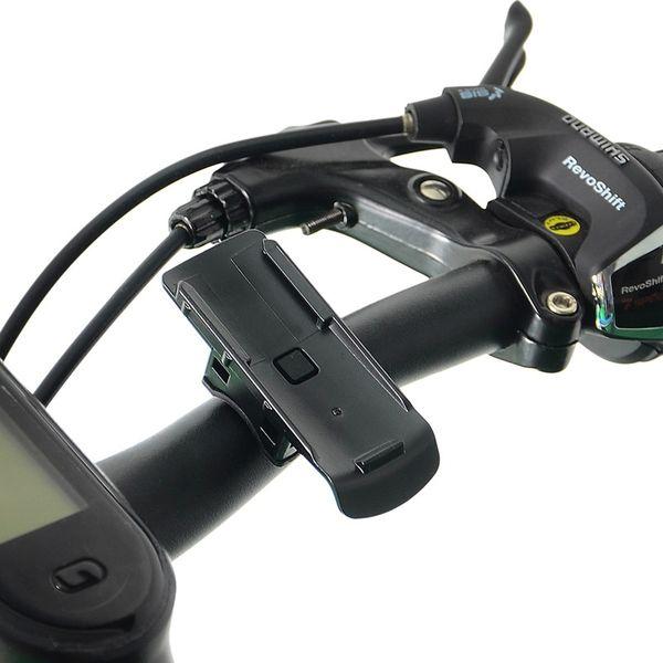 Nova Gartron Etrex10 Etrex10 Etrex30 ORERON550 GPSMAP62SC RINO650 GPS Navegador de Bicicleta Base de Suporte GPS Titular Montar Bicicleta # 24119