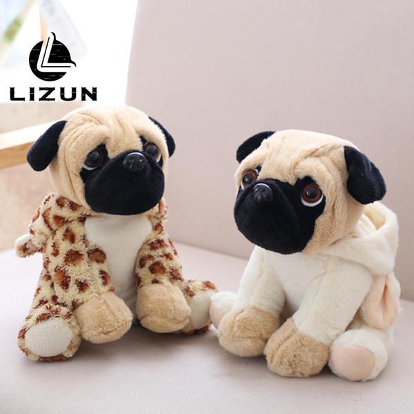 Simulación del perrito que se volvió Shapi perro muñeca muñeco de peluche muñeca bebé regalo de cumpleaños