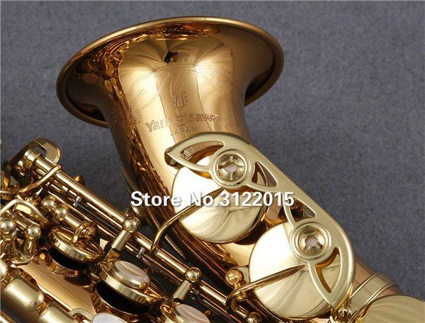 Горячие Продажи YANAGISAWA 992 Сопрано B (B) Саксофон Профессиональный Концерт Музыкальные Инструменты Жемчужные Кнопки Саксофон С Мундштуком Case
