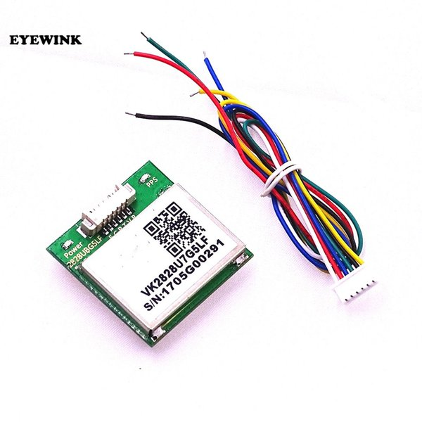 2019 VK2828U7G5LF GPS Module With Antenna TTL 1 10Hz With FLASH Flight  Control Model Aircraft FZ0517 From Isyour, $91 98 | DHgate Com