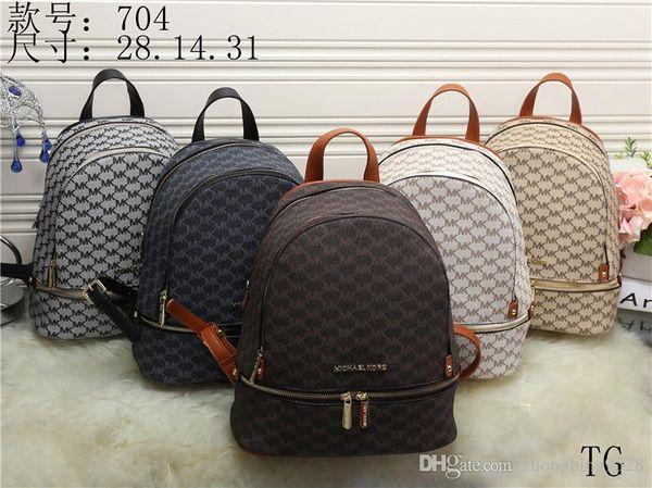 2019 styles Handbag Fashion Leather Handbags Women Tote Shoulder Bags Lady Handbags Bags purse TG704A