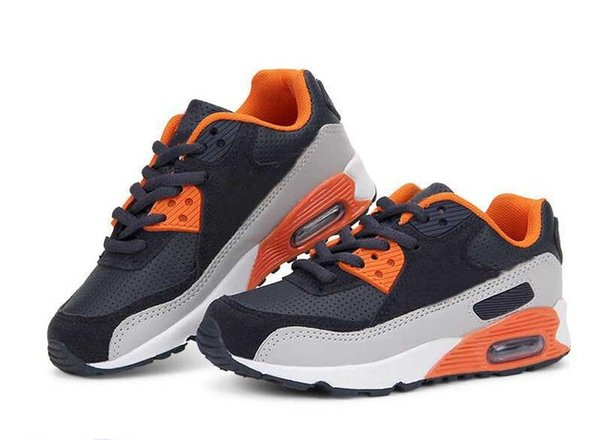Children shoes boys and girls air cushion shoes comfortable kids fashion sneakers child Breathable sports shoes
