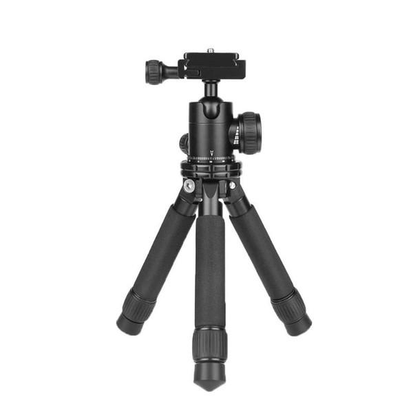 Aluminiumlegierung Mini Stativhalterung Halter Monopod Halterung mit Kugelkopf für DSLR Kamera Camcorder