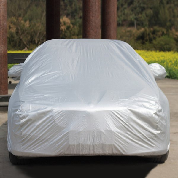 Car covers outdoor for kia ford fokus 3 Snow ice protector sun shade windshield windscreen The size of any model is available