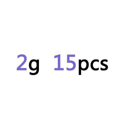 2g-15pcs