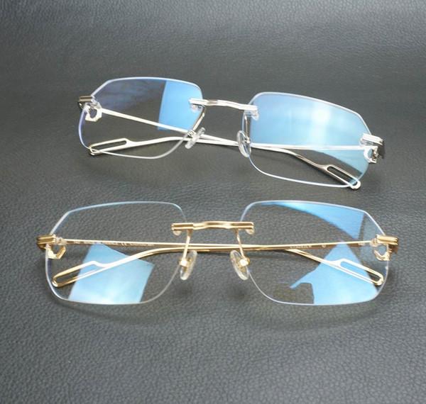 الكمبيوتر نظارات الرجال النساء الأزياء واضح نظارات نظارات للGafas القراءة للذكر ريترو كارتر الإطار عدسات تصميم جديد شكل الديكور