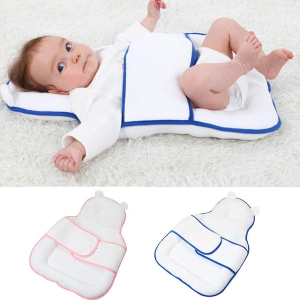 New Newborn Baby Portable Sleeping Crib Infant Sleep Mat with Pillow Protection Safe Cot Mattress Baby Boy Girl Bed