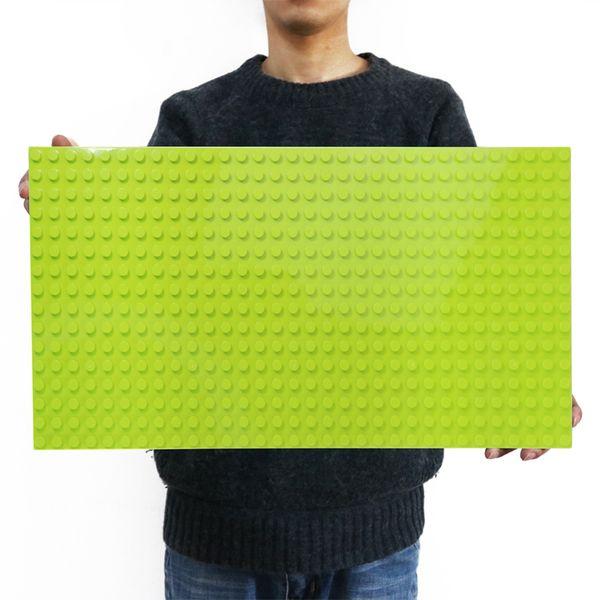 Big Bricks Base Plate Baseplate Building Blocks Toys For Children Compatible Duplos