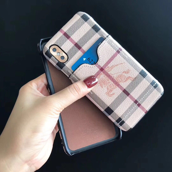 Novo designer marca phone cases para iphone x xs xr xs max 6 6 plus 7 7 mais 8 8 plus silicone pc phone case capa 09